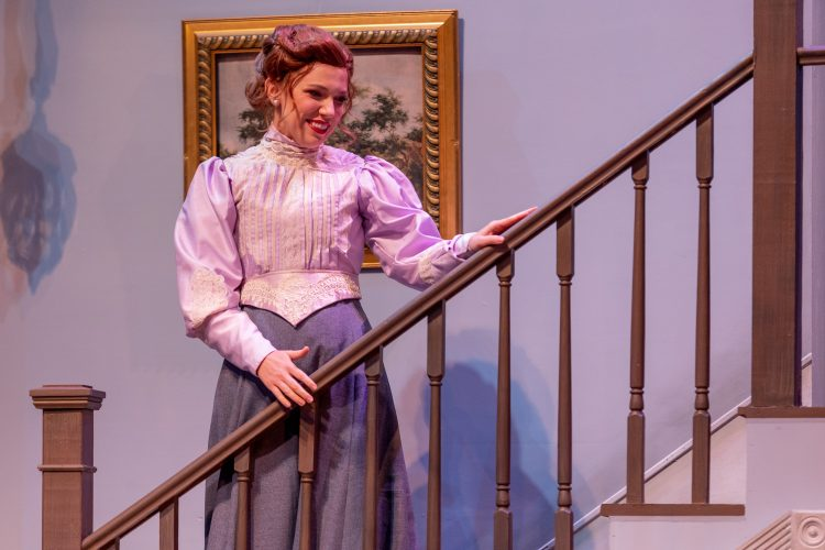 FAU student cast does well by Ibsen's 'Hedda Gabler'