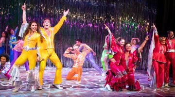 Flimsy but hugely popular, 'Mamma Mia!' wins over Wick audiences