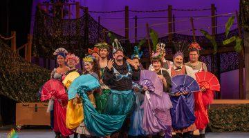 Hyper 'Starcatcher' at LW Playhouse can't outrun overlong material